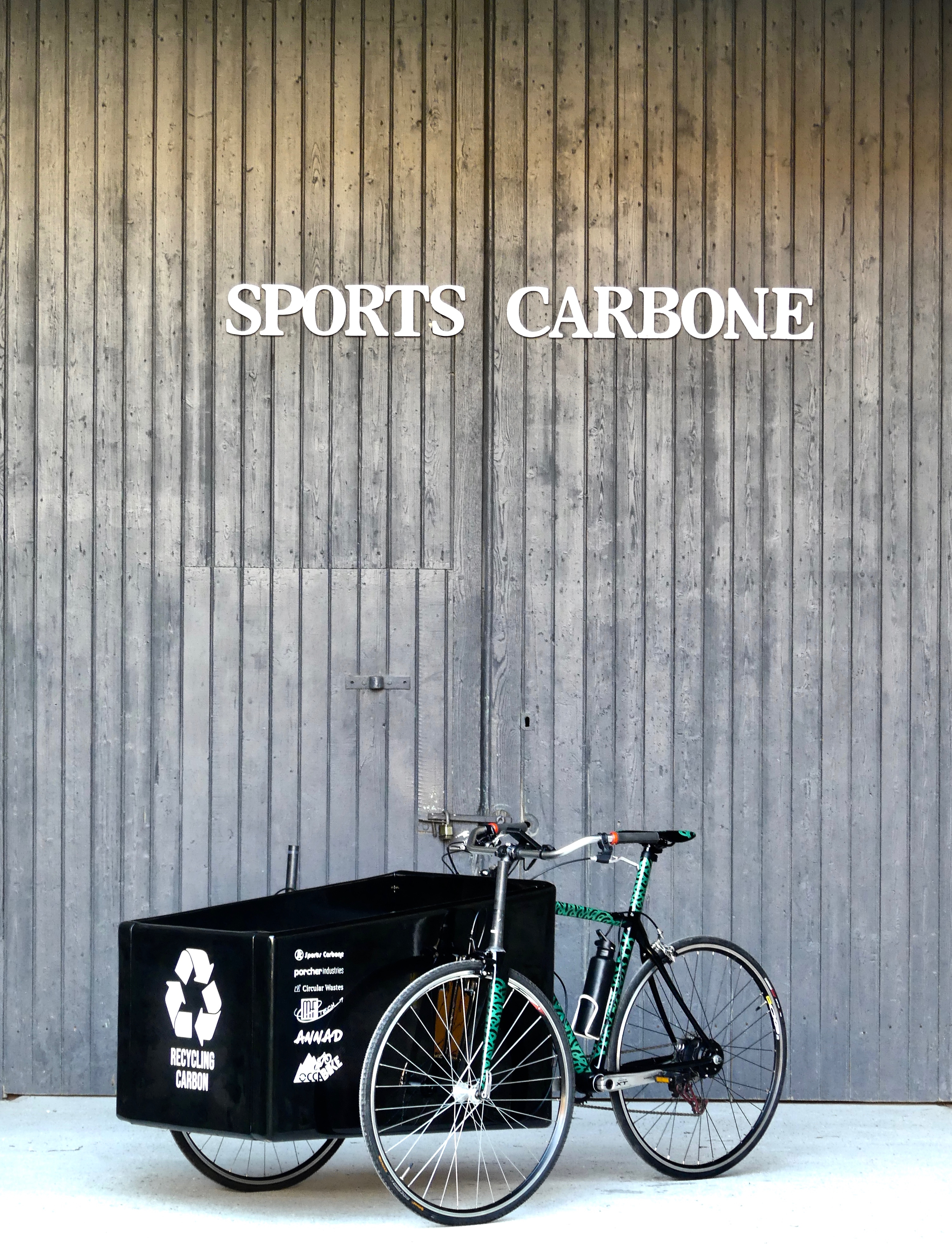 velo cargo sports carbone